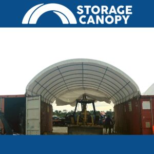 Shipping container Roof