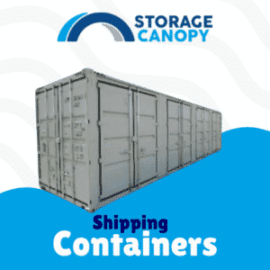 Shipping container