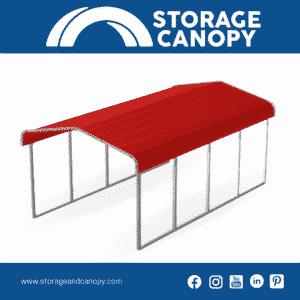 12x20 metal carport